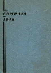 1940 Edition, Chadsey High School - Compass Yearbook (Detroit, MI)