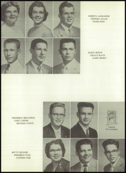 Page 14, 1957 Edition, Romeo High School - Juliet Yearbook (Romeo, MI) online yearbook collection