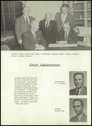 Page 6, 1957 Edition, Romeo High School - Juliet Yearbook (Romeo, MI) online yearbook collection
