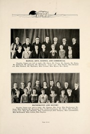 Page 11, 1923 Edition, Union High School - Aurora Yearbook (Grand Rapids, MI) online yearbook collection