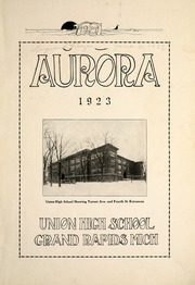 Page 5, 1923 Edition, Union High School - Aurora Yearbook (Grand Rapids, MI) online yearbook collection
