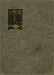 Page 1, 1930 Edition, Union High School - Aurora Yearbook (Grand Rapids, MI) online yearbook collection