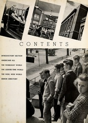 Page 7, 1939 Edition, Union High School - Aurora Yearbook (Grand Rapids, MI) online yearbook collection