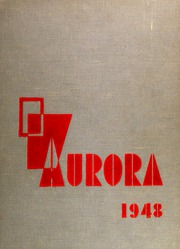 1948 Edition, Union High School - Aurora Yearbook (Grand Rapids, MI)