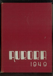 1949 Edition, Union High School - Aurora Yearbook (Grand Rapids, MI)