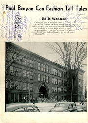 Page 6, 1949 Edition, Union High School - Aurora Yearbook (Grand Rapids, MI) online yearbook collection