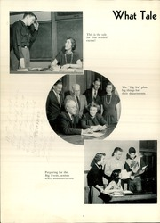Page 8, 1949 Edition, Union High School - Aurora Yearbook (Grand Rapids, MI) online yearbook collection
