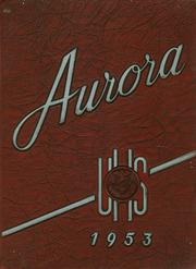 Page 1, 1953 Edition, Union High School - Aurora Yearbook (Grand Rapids, MI) online yearbook collection
