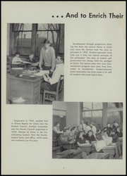 Page 10, 1953 Edition, Union High School - Aurora Yearbook (Grand Rapids, MI) online yearbook collection