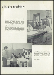 Page 11, 1953 Edition, Union High School - Aurora Yearbook (Grand Rapids, MI) online yearbook collection