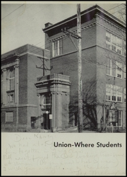 Page 8, 1953 Edition, Union High School - Aurora Yearbook (Grand Rapids, MI) online yearbook collection