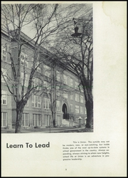 Page 9, 1953 Edition, Union High School - Aurora Yearbook (Grand Rapids, MI) online yearbook collection