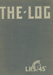 Page 1, 1945 Edition, Lakeview High School - Log Yearbook (Battle Creek, MI) online yearbook collection