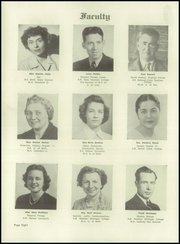 Page 12, 1945 Edition, Lakeview High School - Log Yearbook (Battle Creek, MI) online yearbook collection