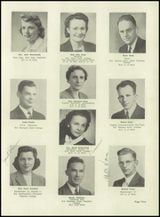 Page 13, 1945 Edition, Lakeview High School - Log Yearbook (Battle Creek, MI) online yearbook collection