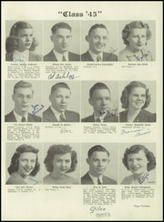 Page 17, 1945 Edition, Lakeview High School - Log Yearbook (Battle Creek, MI) online yearbook collection