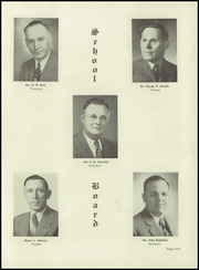 Page 9, 1945 Edition, Lakeview High School - Log Yearbook (Battle Creek, MI) online yearbook collection