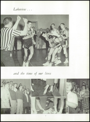Page 11, 1958 Edition, Lakeview High School - Log Yearbook (Battle Creek, MI) online yearbook collection