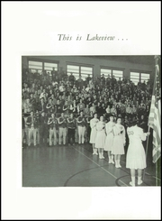 Page 6, 1958 Edition, Lakeview High School - Log Yearbook (Battle Creek, MI) online yearbook collection