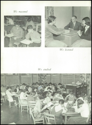 Page 8, 1958 Edition, Lakeview High School - Log Yearbook (Battle Creek, MI) online yearbook collection