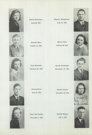 Page 10, 1942 Edition, Holly Area High School - Tell Tale Yearbook (Holly, MI) online yearbook collection