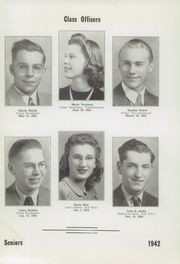 Page 7, 1942 Edition, Holly Area High School - Tell Tale Yearbook (Holly, MI) online yearbook collection