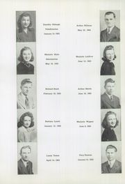 Page 8, 1942 Edition, Holly Area High School - Tell Tale Yearbook (Holly, MI) online yearbook collection