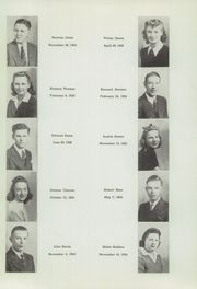 Page 9, 1942 Edition, Holly Area High School - Tell Tale Yearbook (Holly, MI) online yearbook collection