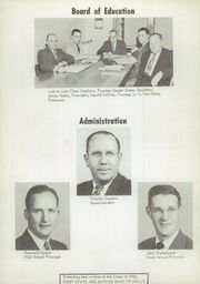 Page 10, 1953 Edition, Holly Area High School - Tell Tale Yearbook (Holly, MI) online yearbook collection