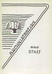 Page 9, 1953 Edition, Holly Area High School - Tell Tale Yearbook (Holly, MI) online yearbook collection