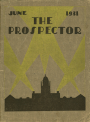 Page 1, 1931 Edition, Southwestern High School - Prospector Yearbook (Detroit, MI) online yearbook collection
