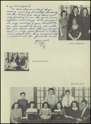 Page 11, 1947 Edition, Southwestern High School - Prospector Yearbook (Detroit, MI) online yearbook collection