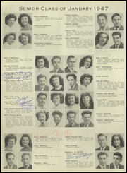 Page 14, 1947 Edition, Southwestern High School - Prospector Yearbook (Detroit, MI) online yearbook collection