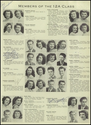 Page 15, 1947 Edition, Southwestern High School - Prospector Yearbook (Detroit, MI) online yearbook collection