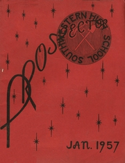 Page 1, 1957 Edition, Southwestern High School - Prospector Yearbook (Detroit, MI) online yearbook collection