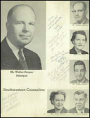 Page 4, 1957 Edition, Southwestern High School - Prospector Yearbook (Detroit, MI) online yearbook collection