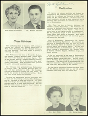 Page 6, 1957 Edition, Southwestern High School - Prospector Yearbook (Detroit, MI) online yearbook collection