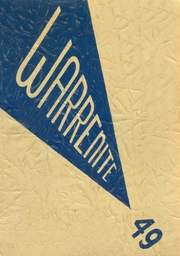1949 Edition, Warren High School - Warrenite Yearbook (Warren, MI)