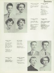 Page 16, 1953 Edition, Warren High School - Warrenite Yearbook (Warren, MI) online yearbook collection