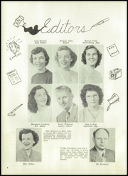 Page 12, 1951 Edition, Bedford High School - Talisman Yearbook (Temperance, MI) online yearbook collection