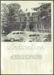 Page 7, 1951 Edition, Bedford High School - Talisman Yearbook (Temperance, MI) online yearbook collection