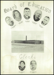 Page 8, 1951 Edition, Bedford High School - Talisman Yearbook (Temperance, MI) online yearbook collection