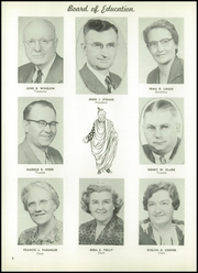 Page 12, 1953 Edition, Bedford High School - Talisman Yearbook (Temperance, MI) online yearbook collection