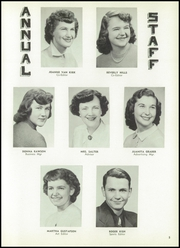 Page 9, 1953 Edition, Bedford High School - Talisman Yearbook (Temperance, MI) online yearbook collection