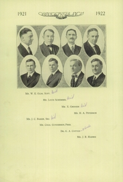 Page 14, 1922 Edition, Escanaba Area High School - Escanaban Yearbook (Escanaba, MI) online yearbook collection