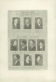 Page 8, 1923 Edition, Escanaba Area High School - Escanaban Yearbook (Escanaba, MI) online yearbook collection