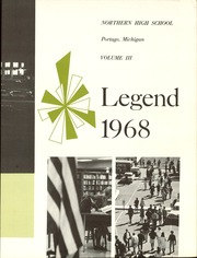Page 7, 1968 Edition, Portage Northern High School - Legend Yearbook (Portage, MI) online yearbook collection