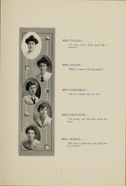 Page 10, 1915 Edition, Holland High School - Boomerang Yearbook (Holland, MI) online yearbook collection