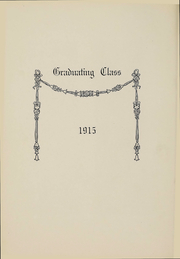 Page 13, 1915 Edition, Holland High School - Boomerang Yearbook (Holland, MI) online yearbook collection