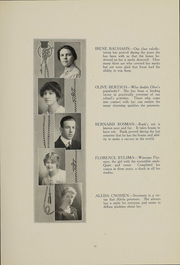 Page 14, 1915 Edition, Holland High School - Boomerang Yearbook (Holland, MI) online yearbook collection